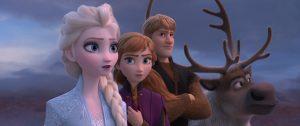 Still from Frozen, Firstsite Cinema