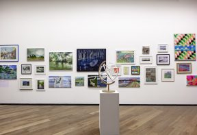 Colchester and Ipswich Art Societies exhibition at Firstsite