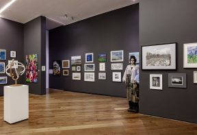 Colchester and Ipswich Art Societies exhibition at Firstsit